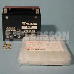 Akumulator bezobsługowy yuasa ytx12-bs dmh12-12b 1110243 daelim sq 125,