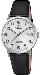 Festina titanium date f20471-1