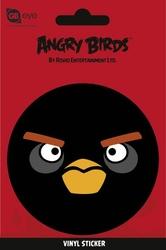 Angry Birds - Czarny Ptak - naklejka