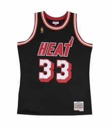 Koszulka Mitchell  Ness NBA Miami Heat Alonzo Mourning Swingman