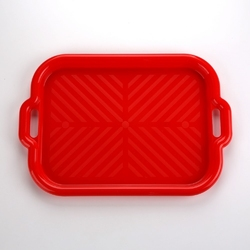 Taca do serwowania plastikowa prostokątna mtm maxi 53 cm