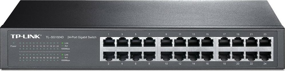 Switch tp-link tl-sg1024d - szybka dostawa lub możliwość odbioru w 39 miastach