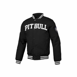 Kurtka zimowa Pit Bull West Coast Padded Varsity Jacket Herson Black - Black