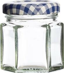 Słoik Made in England sześciokątny 48 ml