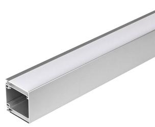 Profil LED IDOL z miejscem na zasilacz