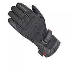 Rękawice skórzano-tekstylne held satu ii black