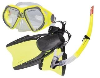Płetwy+maska+fajka spokey reef