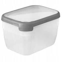 Plastikowy pojemnik na żywność śniadanie 2,4l 24h
