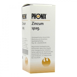 Phoenix zincum spag. tropfen