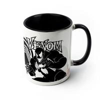 Venom black and bold - kubek z wypełnieniem