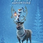 Olafs frozen adventure one sheet - plakat
