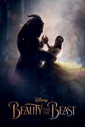 Piękna i bestia Dance - plakat filmowy