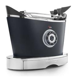 Casa bugatti - toster volo - 140 kryształów swarovski ® wokół wyświetlacza - czarny