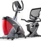 Rower poziomy hs-070l helix z iconsole+ czerwony - hop sport