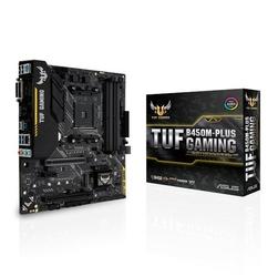 Asus Płyta główna TUF B450M-PLUS GAMING AM4 4DDR4 DVIHDMI UATX
