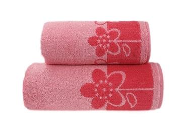 Ręcznik greno paloma 2 różowy - różowy