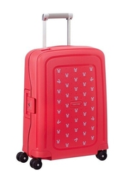 Walizka kabinowa samsonite scure disney 55 cm - czerwony || mickey summer red
