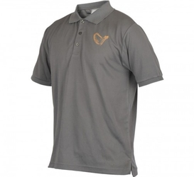 Savage gear koszulka polo simplay savage xxl
