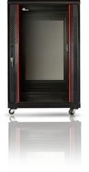 Szafa rack getfort 19 15u 600x600 stojąca - szybka dostawa lub możliwość odbioru w 39 miastach