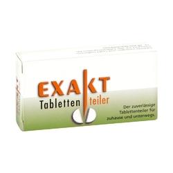 Exakt podziałka do tabletek