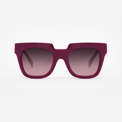 Okulary hawkers x paula echevarria cherry pink gradient mondaine - cherry pink gradient mondaine
