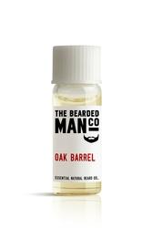 Bearded man co - olejek do brody dębowa beczka - oak barrel 2ml