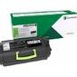 Lexmark Toner MX718de 45K BK 63B2X00
