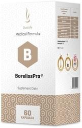 Boreliss pro x 60 kapsułek