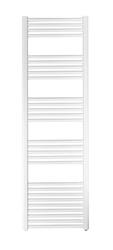 Grzejnik łazienkowy york - wykończenie proste, 500x1600, białyral - biały