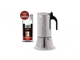 Kawiarka bialetti venus 10tz + kawa gratis