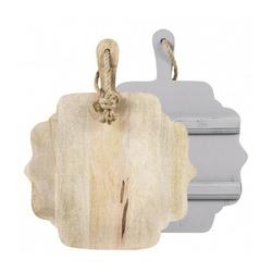 Deska drewniana podstawka bastion collections