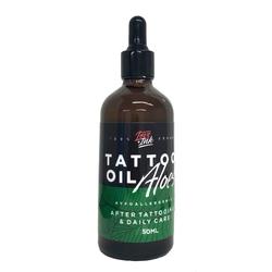 Loveink tattoo oil aloes - olejek do pielęgnacji tatuażu 50 ml