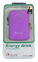 Lark power bank 8400 fioletowy
