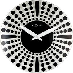 Zegar ścienny dreamtime czarny