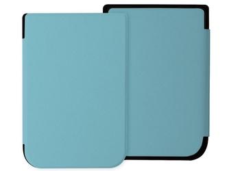 Etui alogy slim case do pocketbook touch hd pb 631 niebieskie - niebieski