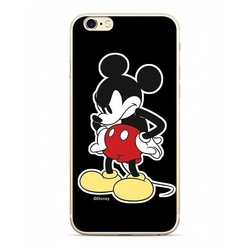 ERT Etui Disney Mickey 011 Samsung G975 S10 Plus czarny DPCMIC7875