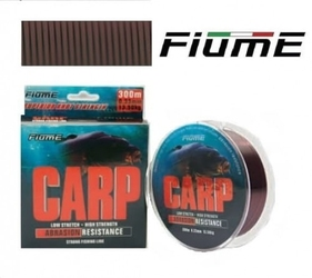 Żyłka karpiowa carp fiume 0,23mm 6,9kg 300m