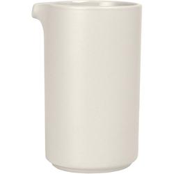 Dzbanek ceramiczny - mlecznik Mio Blomus 0,5 Litra, księżycowa biel B63701