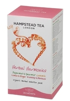 Hampstead | herbal selection – zestaw herbatek saszetki 28,75g | organic