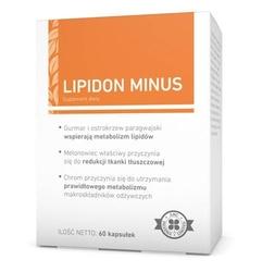 Lipidon minus x 60 kapsułek
