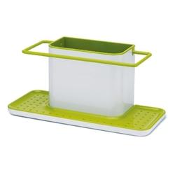 Jj -poj. na akcesoria do zmywania caddy - zielony || biały