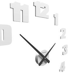 Zegar ścienny raffaello calleadesign oliwkowo-zielony 10-308-54