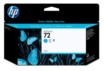 Hp inc. tusz nr 72 błękitny cyjan fotograficzny 130ml c9371a