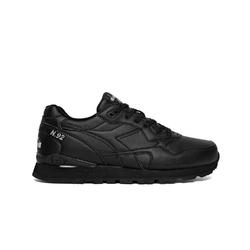 Sneakersy diadora n.92 l - czarny
