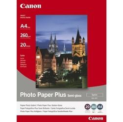 Canon Photo Paper Plus Semi-G, foto papier, półpołysk, satynowy, biały, Specifický, 8x10quot, 260 gm2, 20 szt., SG-201 8