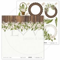 Ozdobny papier First Love 30,5x30,5 cm - 01 - 01