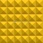Naklejka samoprzylepna wzór żółtego złota trójkąta