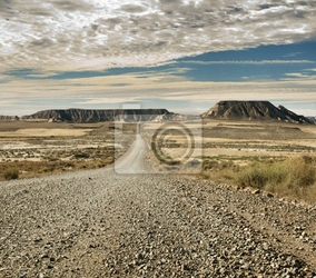 Fototapeta dziki zachód droga