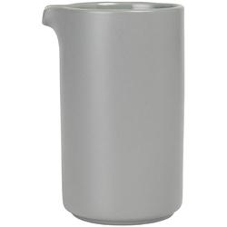 Dzbanek ceramiczny - mlecznik Mio Blomus 0,5 Litra, szary B63723
