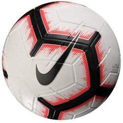 Piłka nożna nike magia sc3321-100 biało-czerwono-czarna